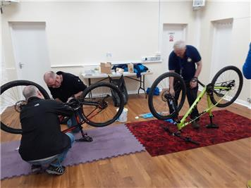 - Another really successful Bicycle Marking event
