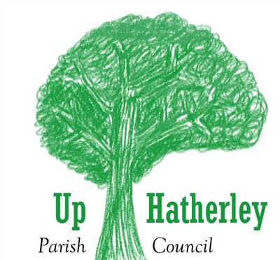 Up Hatherley Parish Council Logo